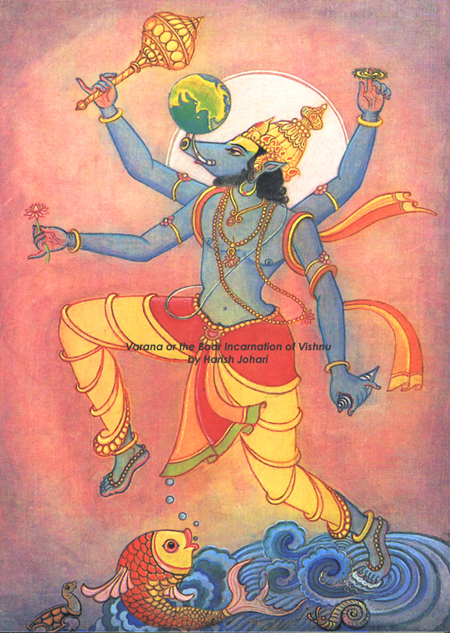 Vishnu avatars incarnations : Hindu God Vishnu Overview